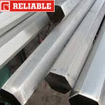 Stainless Steel 316L Hexagonal Tube suppliers